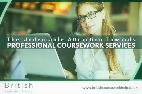 The Undeniable Attraction Towards Professional Coursework Services