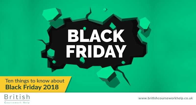 Ten things to know about Black Friday 2018