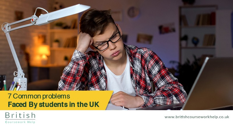 7 Common Problems Faced By Students in the UK