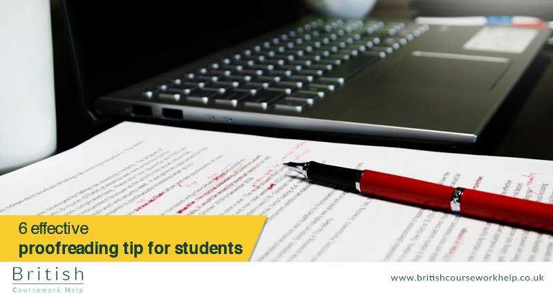 6 Effective Proofreading Tips for Students